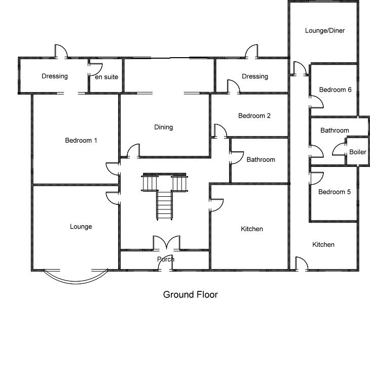 Floor plan ground floor cherry orchard kleinmann properties Ground floor house plan